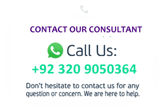 Contact our Consultant