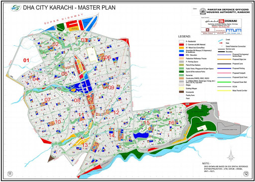 Property Insights of DHA City Karachi Karachi, Property for Sale, Price, Maps & News