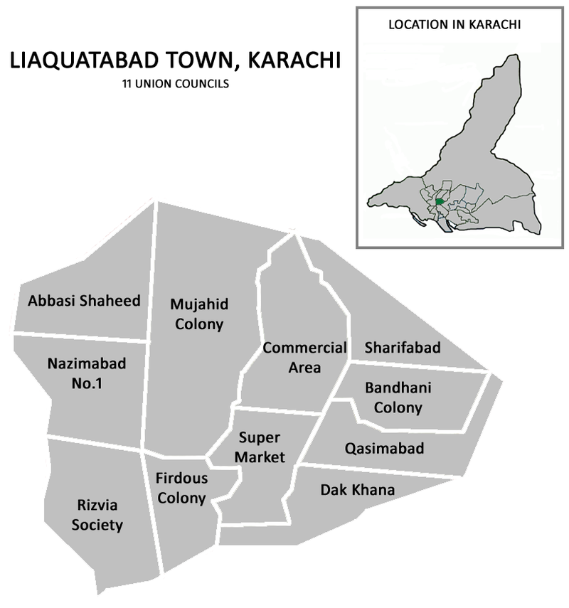 Property Insights of Liaquatabad Town Karachi, Property for Sale, Price, Maps & News