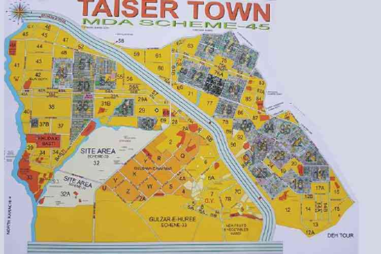 About Taiser Town by The Real Estate Group