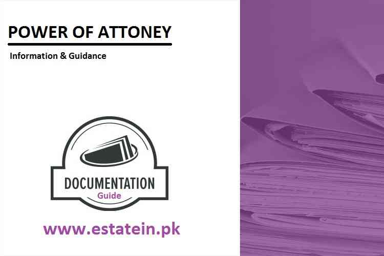Power of Attorney Property Registration in Pakistan
