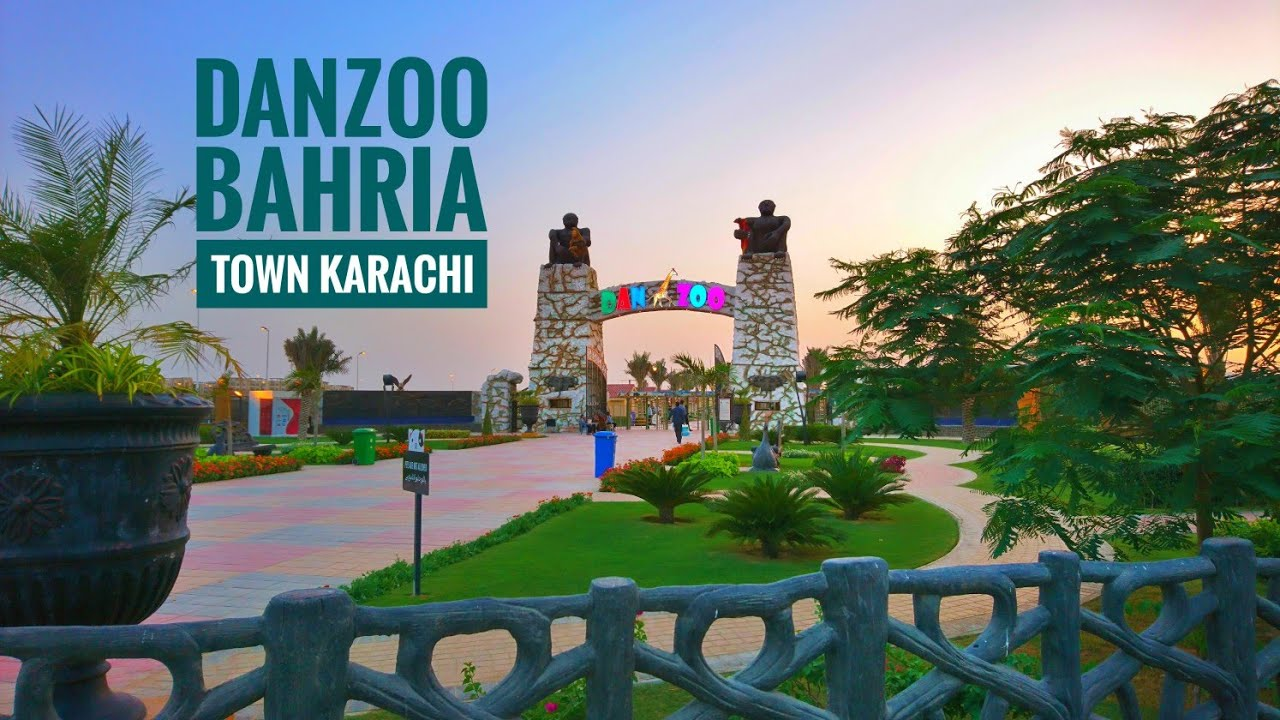 Grand EID Celebration at Danzoo, Dancing Fountain and Carnival in Bahri Town Karachi