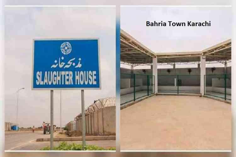 Slaughter Houses in Bahria Town Karachi - Eid ul Azha 2019 at Bahria Town