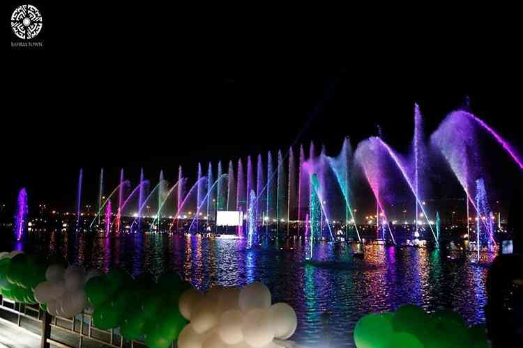 Bahria Town Karachi brings Eid & Independence Day Festivities.