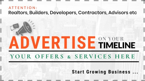 Advertise Offers & Services on Your Timelines