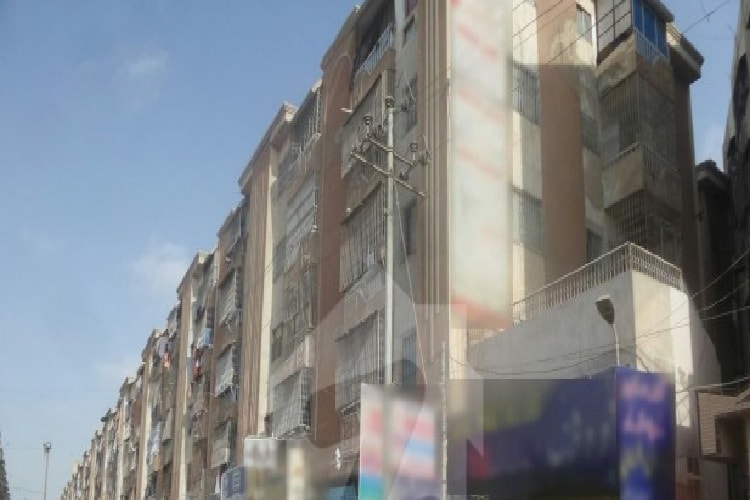 1250 Sqft 5 Rooms Flat for Sale in Bab-e-Arif Nagan Chowrangi