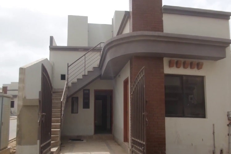 120 yards Single story independent house for Rent in Saima Arabian Villas