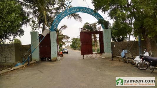 120 Sq Yards Plot For Sale Incholi Cooperative Housing Society
