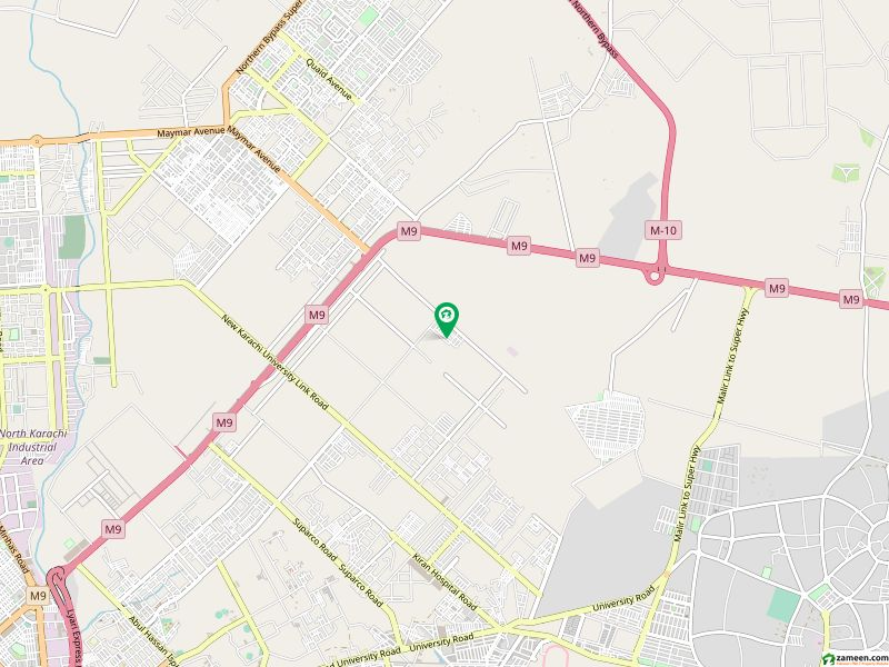 120 sq. yards Residential Plot For Sale in Karachi High Court Society