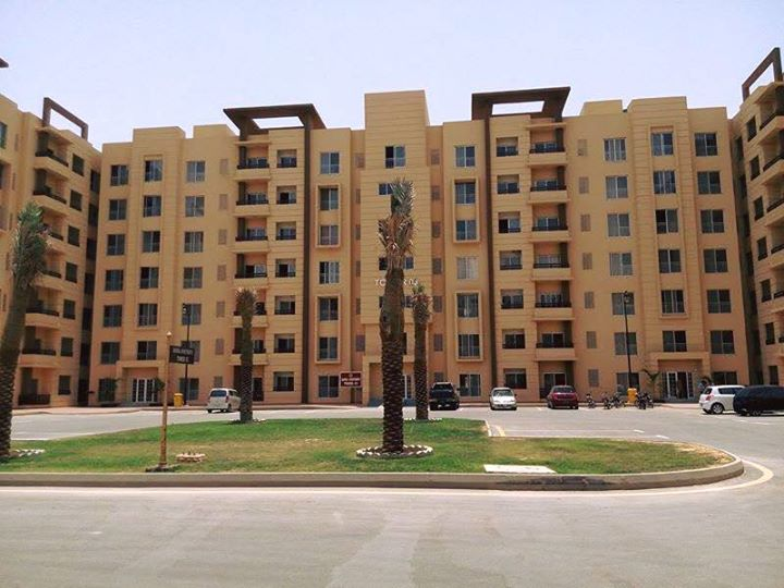 2 Bed Apartment for Sale in Bahria Apartment