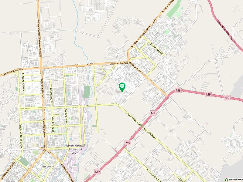 100 Sq yards Plot For Sale KDA Employees Cooperative Housing Society