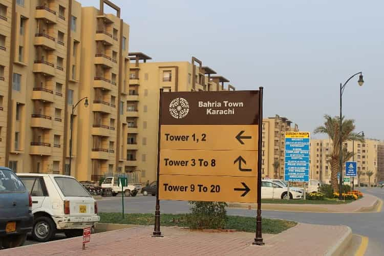 Tower 23 Apartment for Sale in Bahria Apartments Karachi