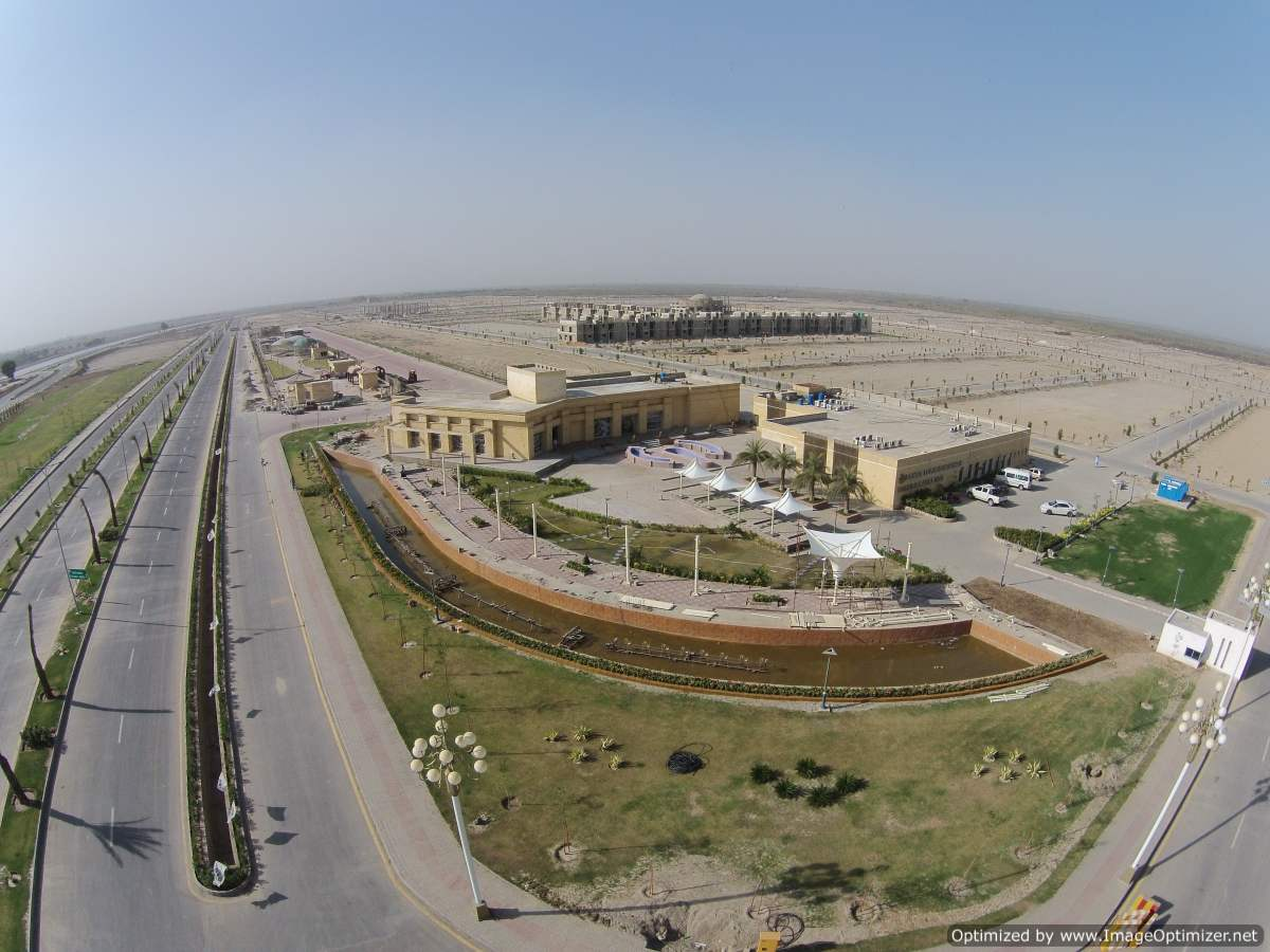 Residential plots available for sale in Precinct 12 ALI BLOCK Bahria town karachi