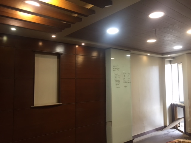 1,800 sq-ft Office Space on Rent in Clifton