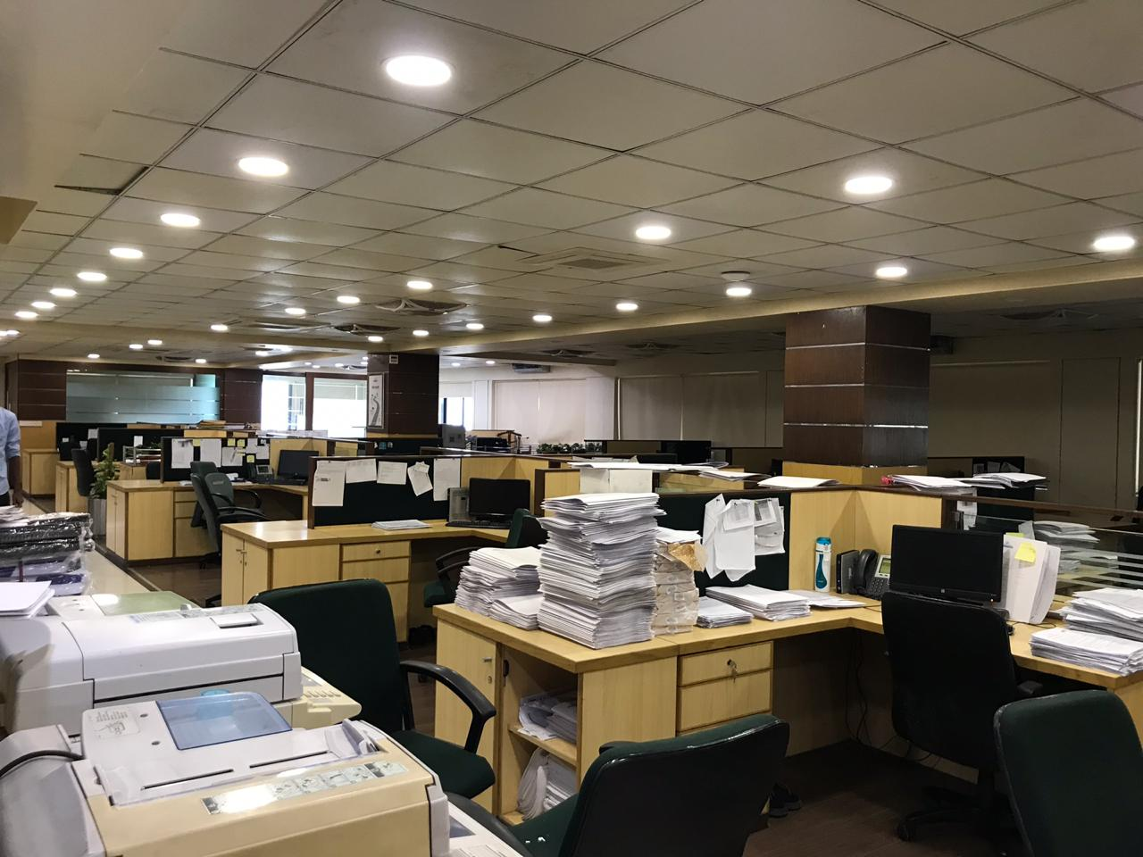 7500 sq-ft Office Space on Rent in Clifton