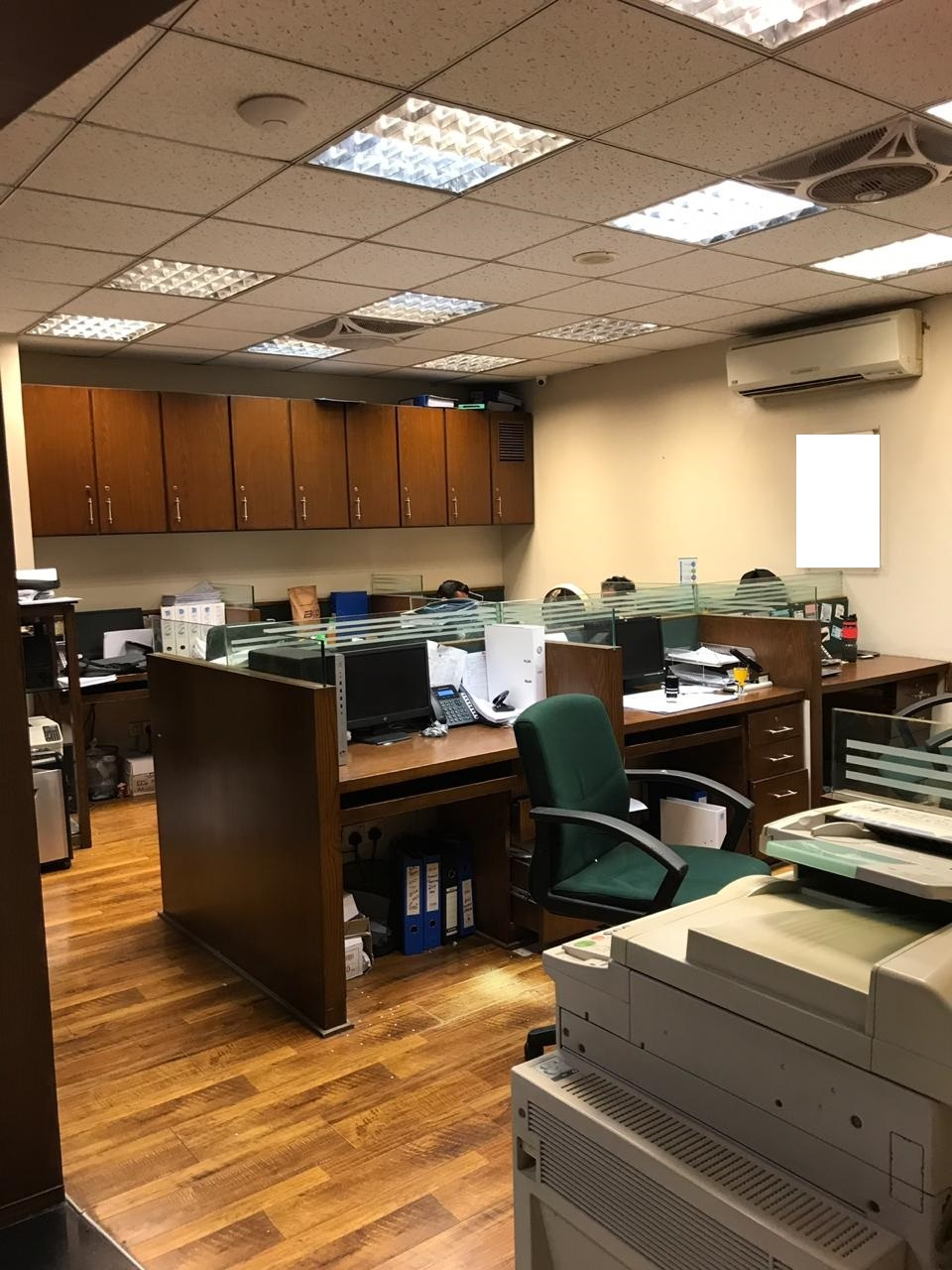 10,000 sq-ft Office Space on Rent in Clifton Executive Office Project