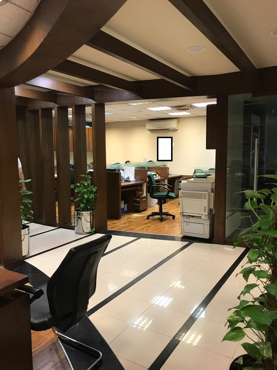 1500 sq-ft Office Space on Rent in Sharah-e-Faisal