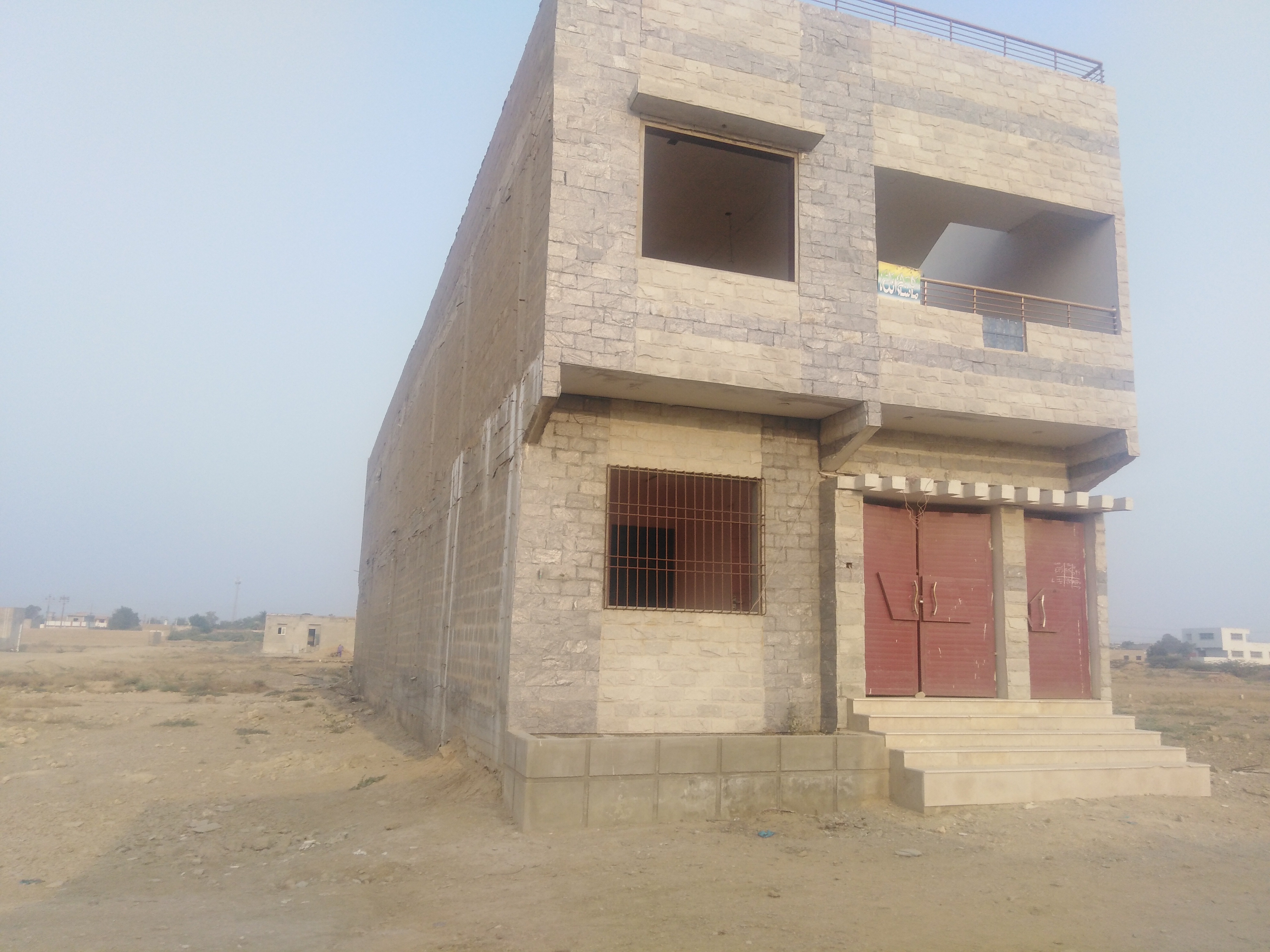 Gulshan -E- Zia Block J