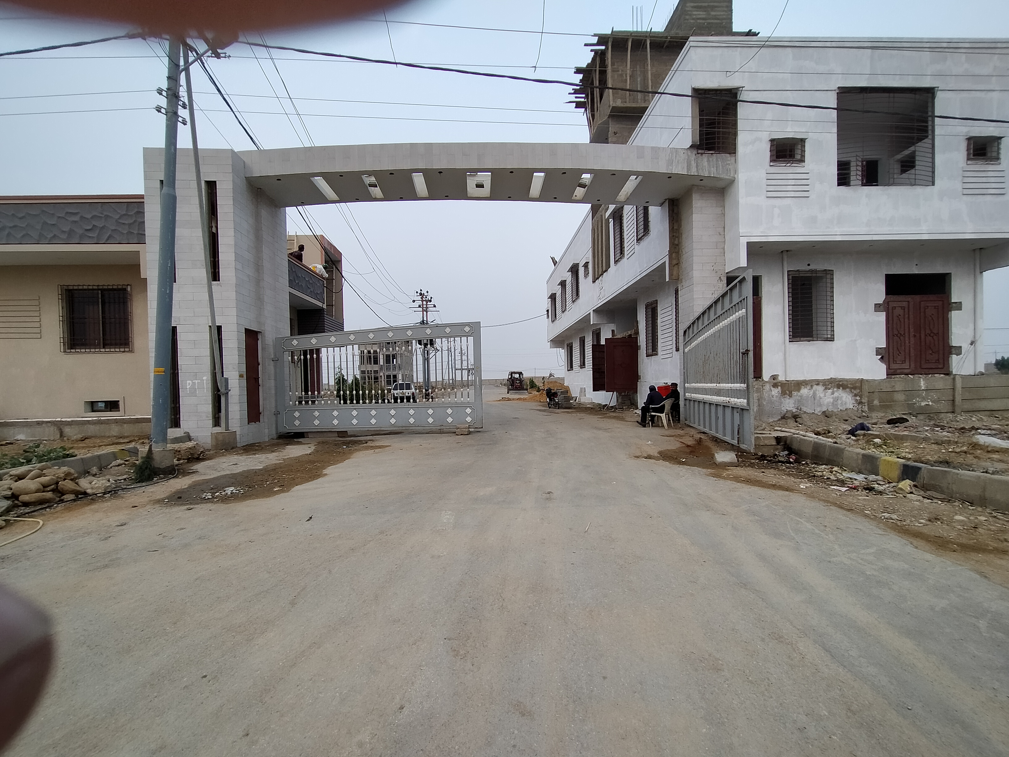 120 Sq Yards East Open Plot For Sale In Punjabi Saudagar Phase 2 Sector 50