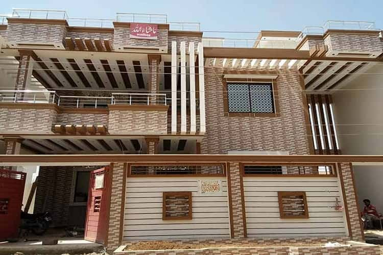 400 Sqy Bungalow for Sale in Block 3 Saadi Town