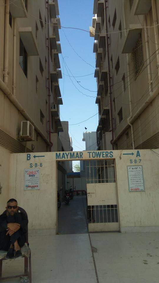 1100 SQ feet apartment is available for rent in Gulshan-e-Maymar