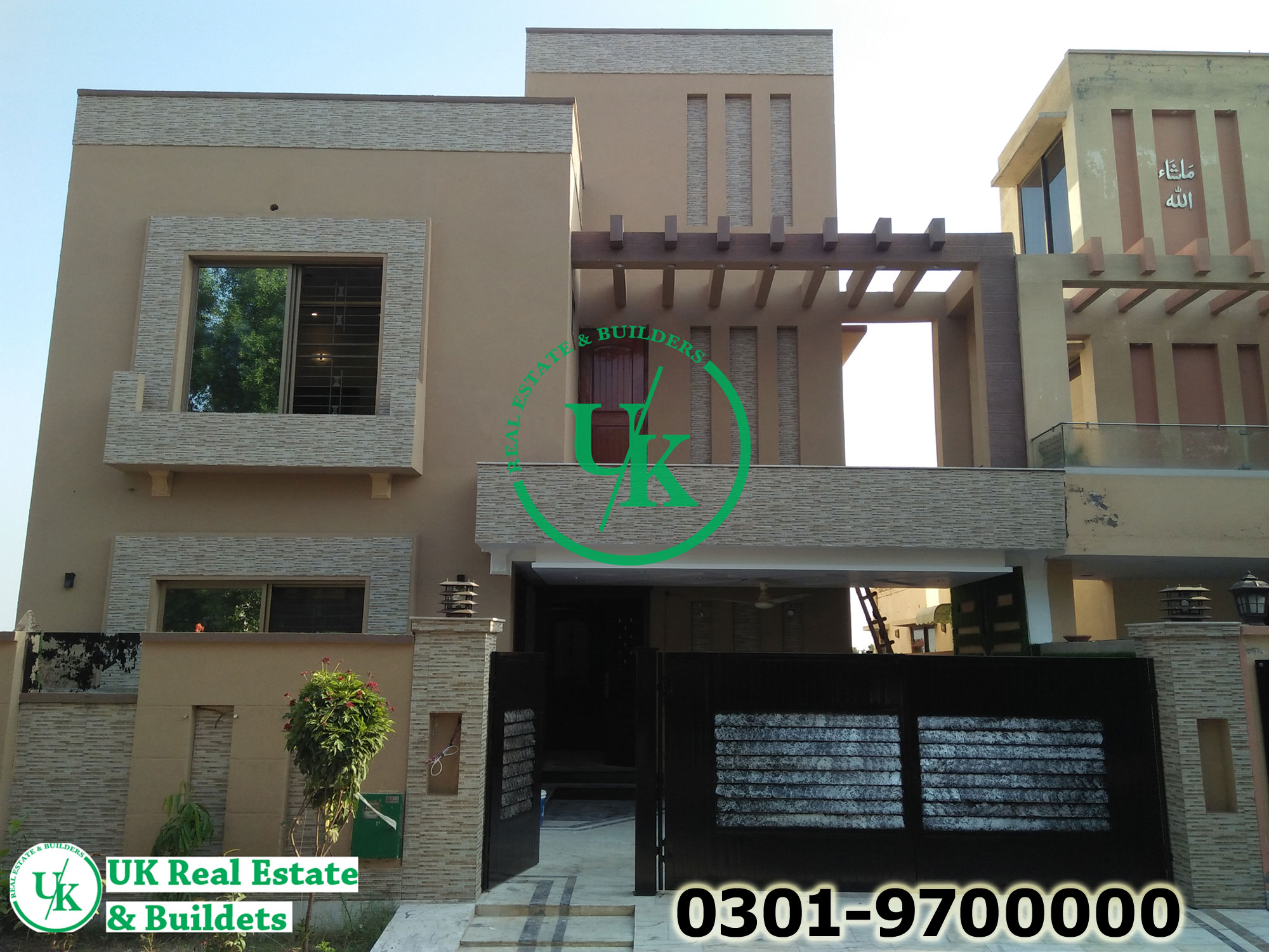 10 marla house for sale in Hussain Block  Bahria Town Lahore