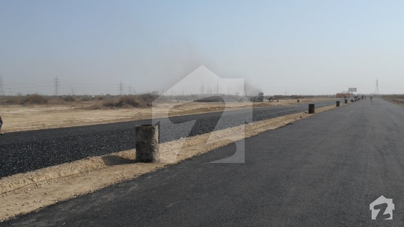 Ahsan Gargen plot for sale at block-2 scheme- 33 karachi