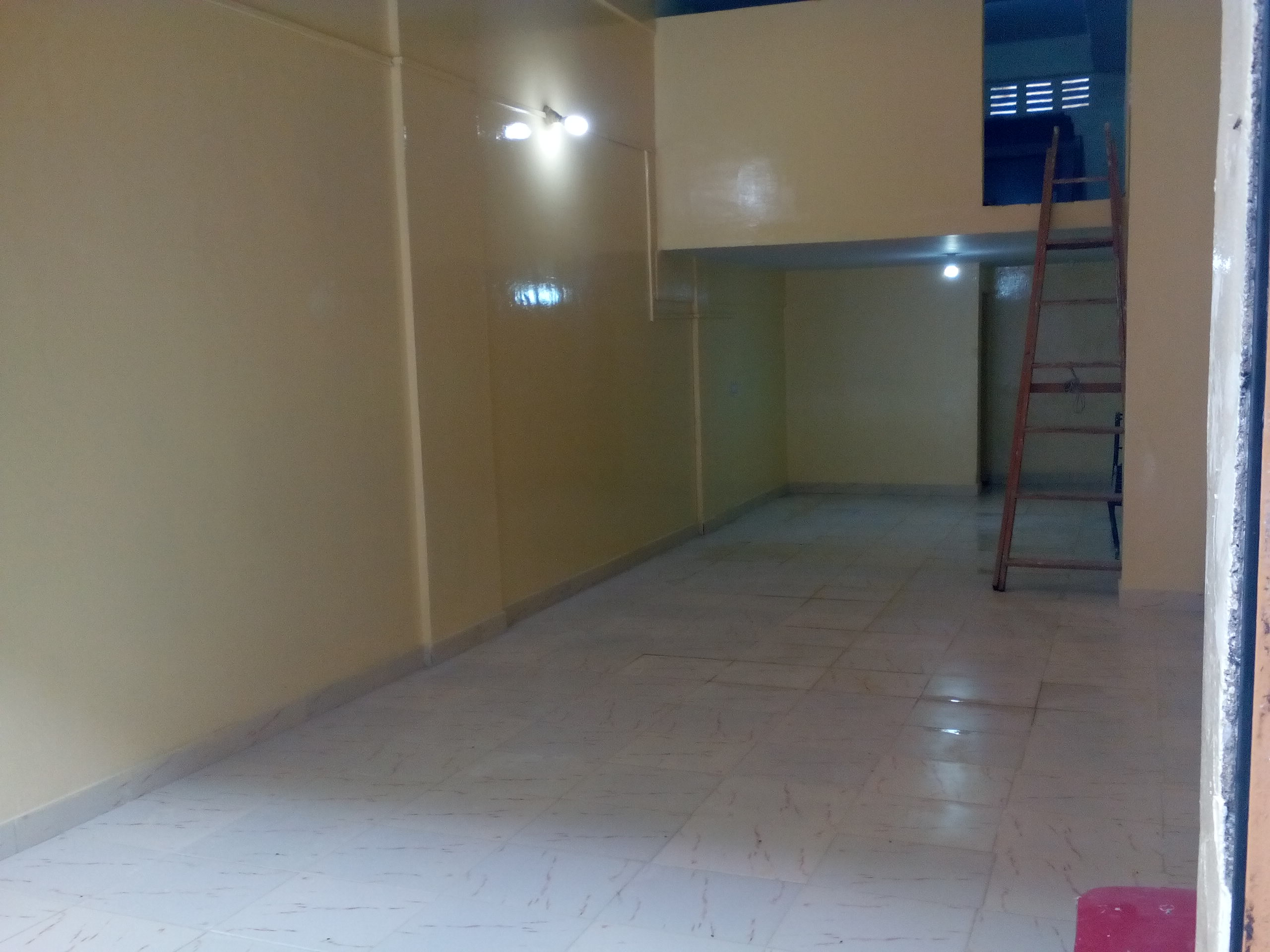 Full Size Shop For Rent in Nagan Chowrangi Karachi