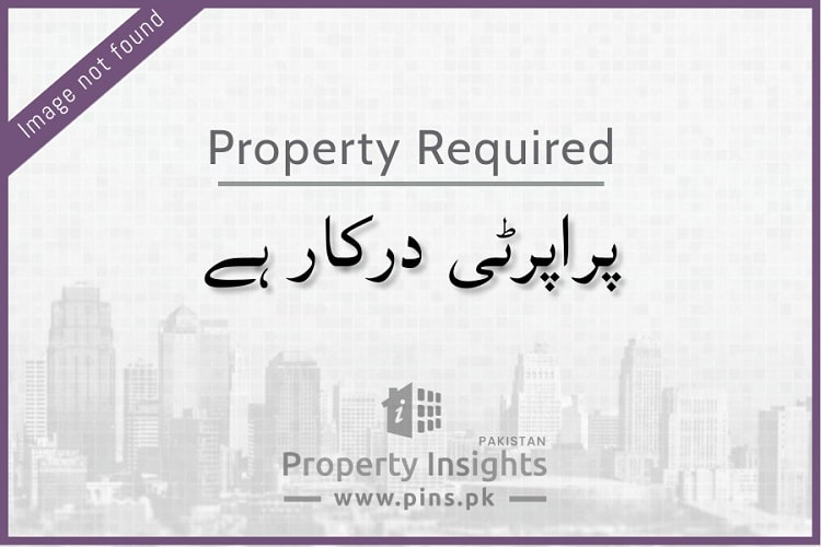 Required 400 sq yard plot in Scheme 45